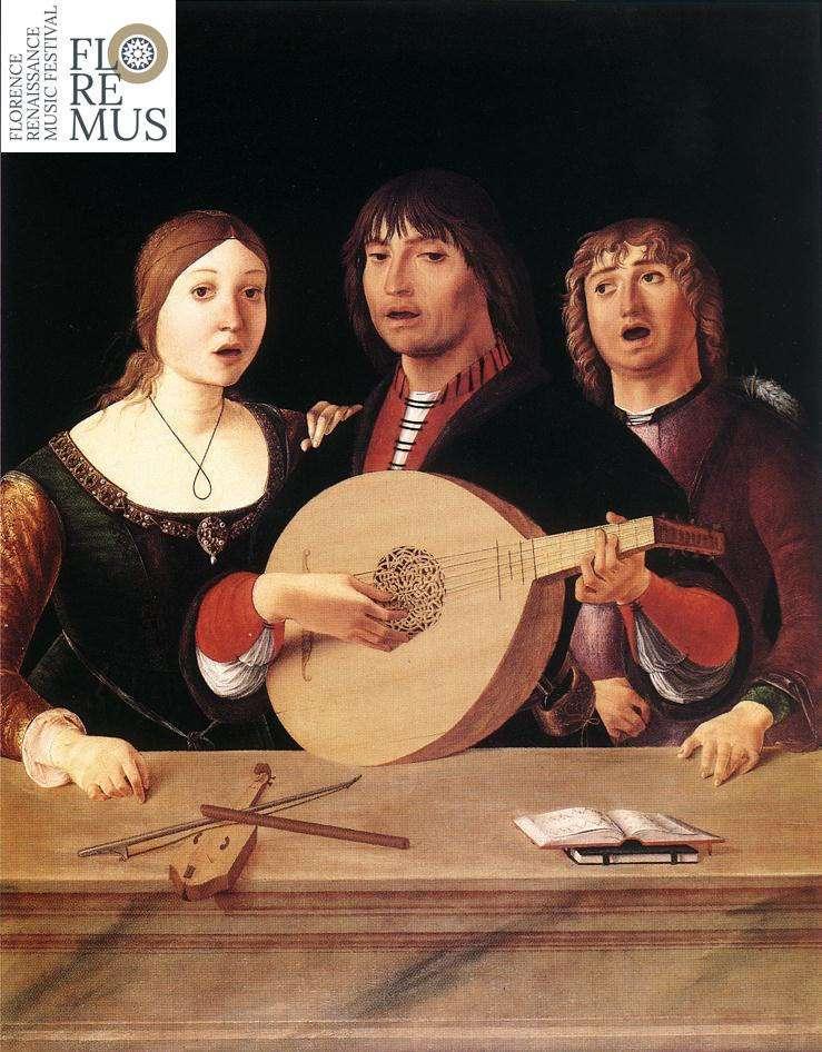 FloReMus –  Primo concerto degli allievi del III Corso Internazionale di musica rinascimentale