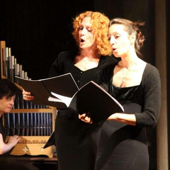 I Concerti al Cenacolo nell'ambito di Musica in Periferia – L'Homme Armé/Spirti bellissimi