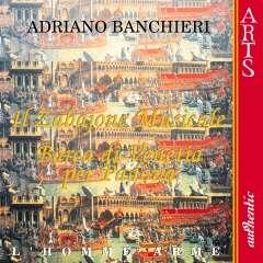 Adriano Banchieri Il Zabaione musicale