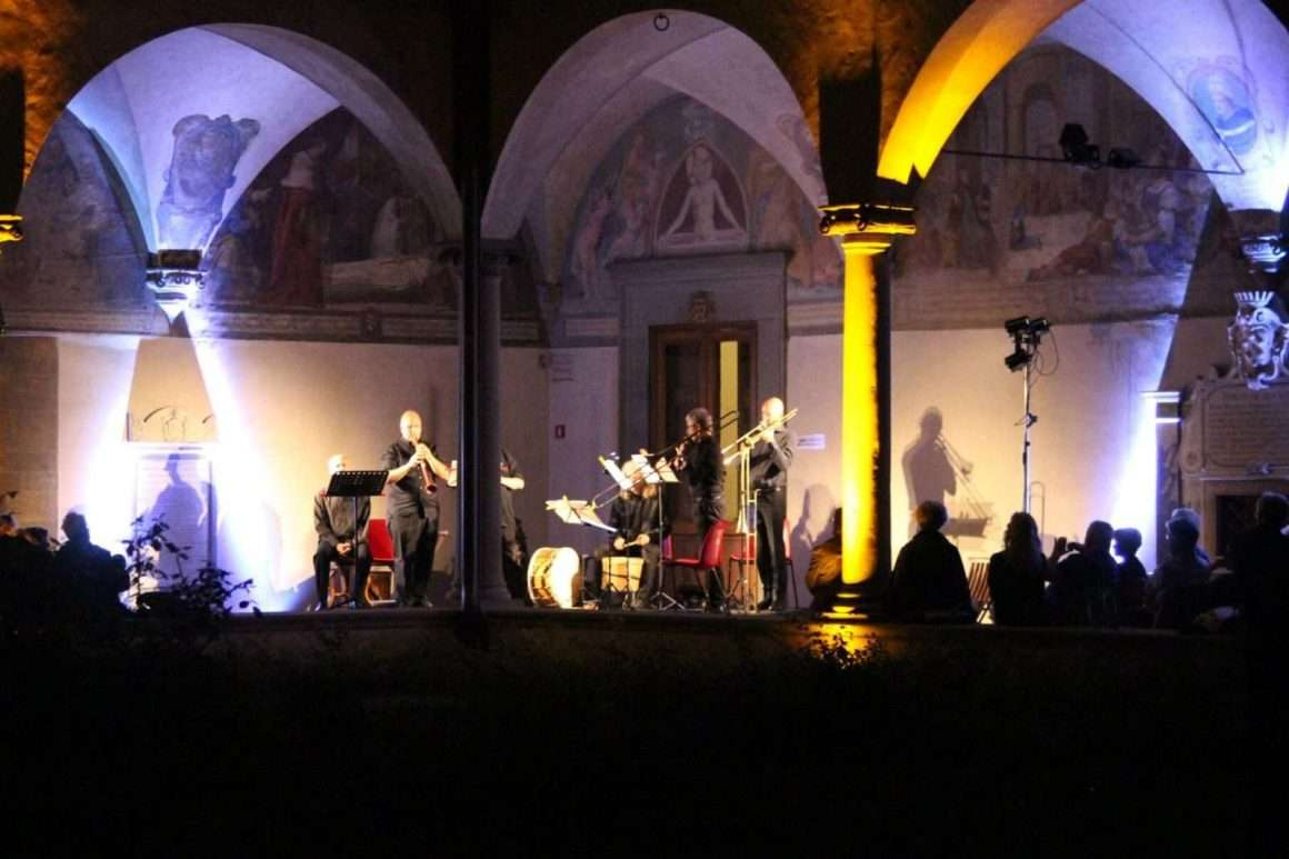 La Pifarescha at the FloReMus concert of 7 September 2018