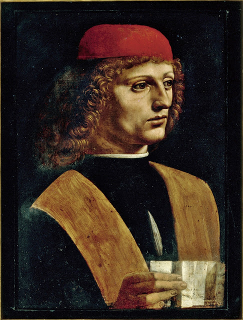 FloReMus – Conversazione: Leonardo da Vinci e il ritratto di Josquin Desprez