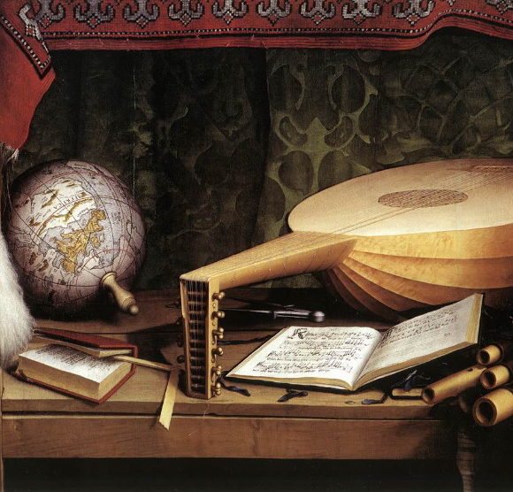 FloReMus – European Lute Quartet / Il giardino del liuto