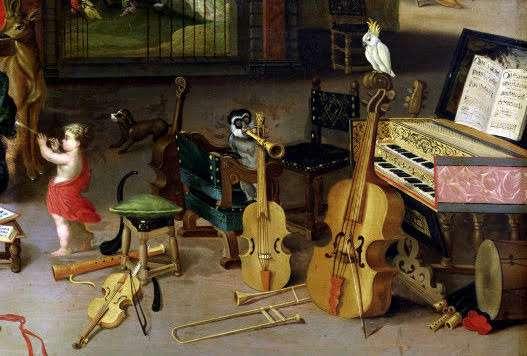 FloReMus – Concert à boire: Viol consort of the Scuola di Musica di Fiesole