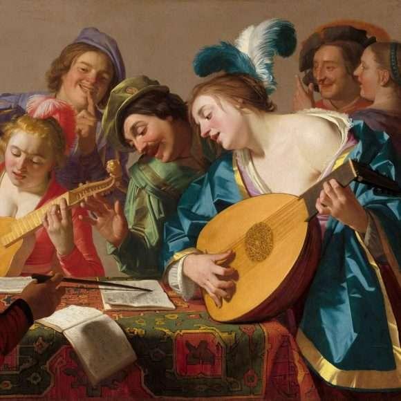 I Concerti al Cenacolo – E. Cecchi Fedi, A. Perugi, G. L. Lastraioli/Le Arie di Barbara