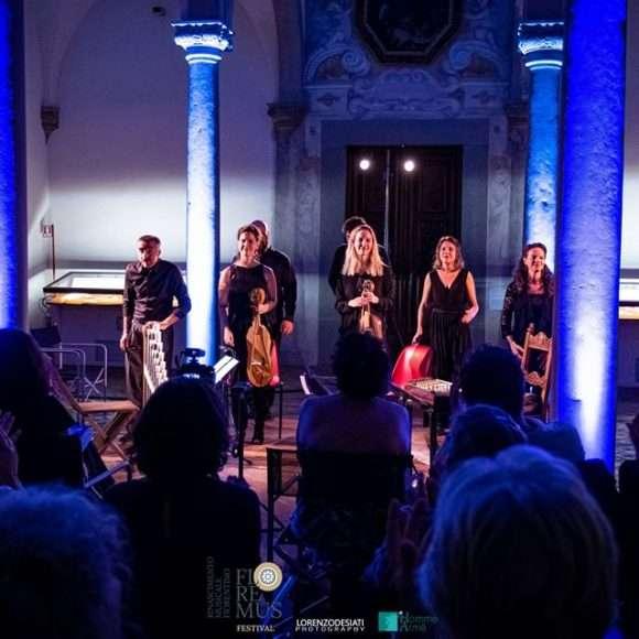 Ensemble Sollazzo al concerto FloReMus del 2 settembre 2019
