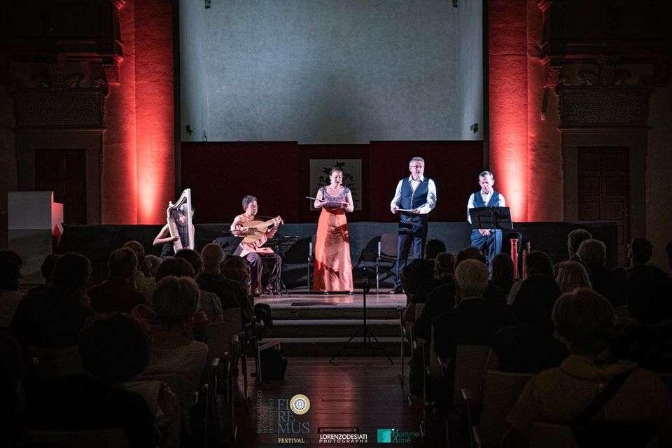 Doulce Mémoire al concerto FloReMus del 6 settembre 2019