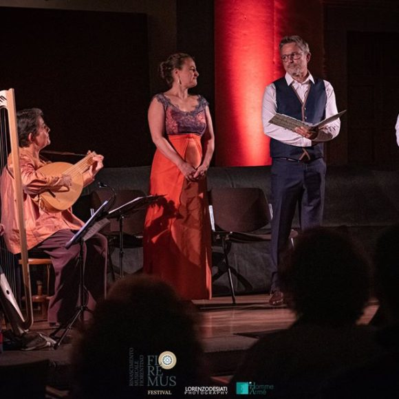 Il concerto di Doulce Mémoire per FloReMus 2019