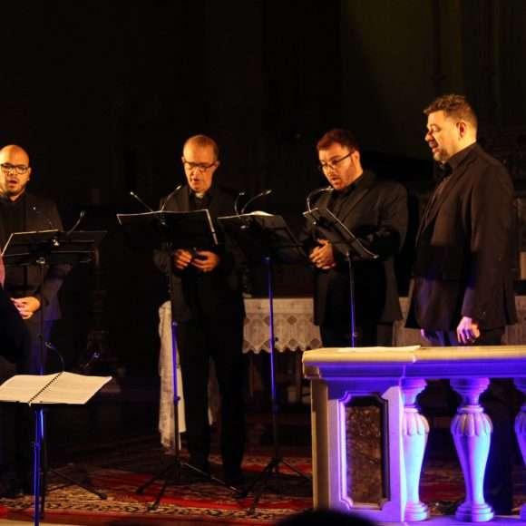L'Homme Armé canta Corteccia per i Concerti al Cenacolo