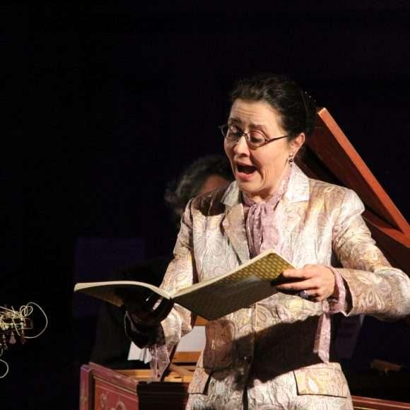 Elena Cecchi Fedi canta Barbara Strozzi