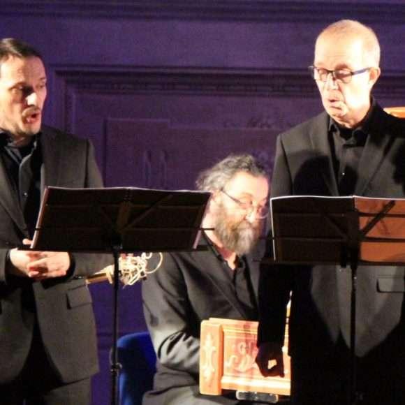L'Homme Armé canta Monteverdi