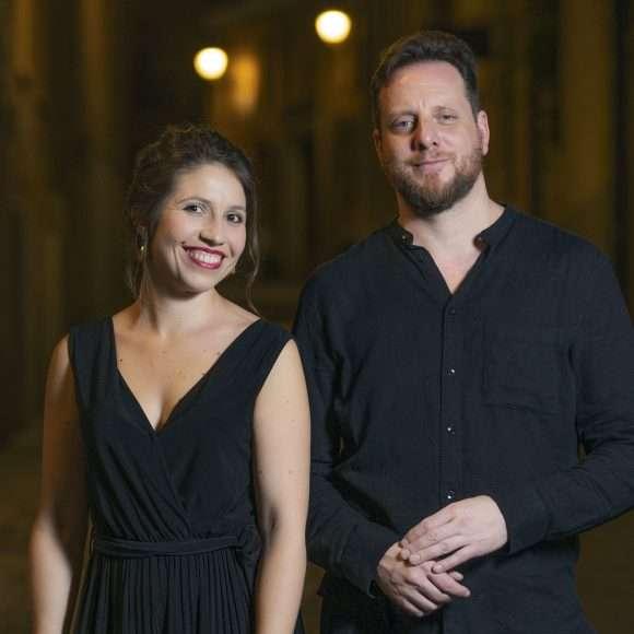 Perrine Devillers e Ariel Abramovich a FloReMus 2020