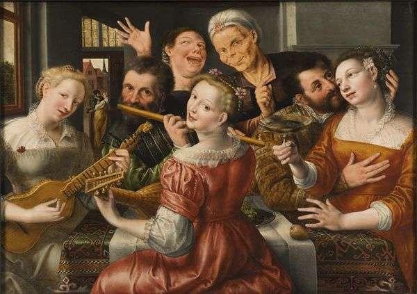 FloReMus – CONCERT A' BOIRE: Ensemble PassiSparsi/Cantar per scherzo
