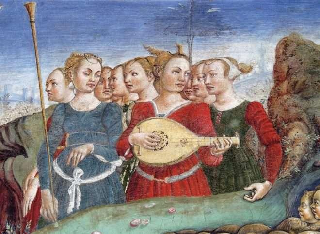 FloReMus – CONCERT A' BOIRE: Ensemble Vago Concento/Il concerto delle dame