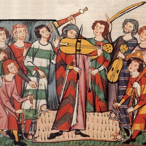 FloReMus – CONVERSAZIONE: Gian Luca Lastraioli/Il paesaggio musicale di Dante