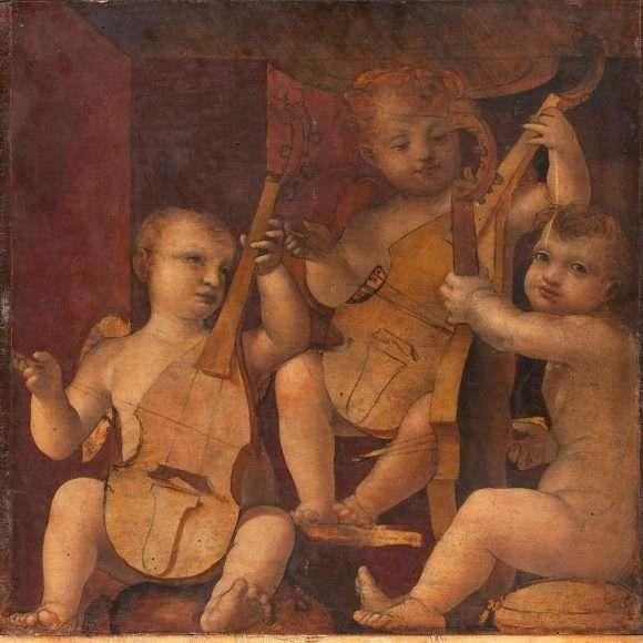 FloReMus – CONCERTO SERALE: European Union Youth Viol Consort/Viole in choro